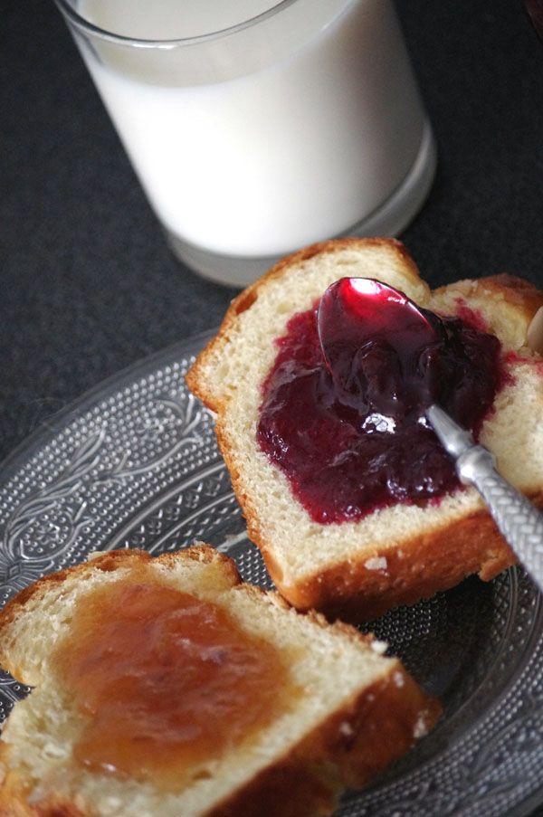 Rêve de gourmandises 2: Confiture de prunes rouges aux épices douces et gingembre