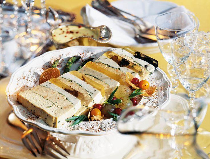 Pastetă de peşte în aspic   Retete culinare - Romanesti si din Bucataria internationala