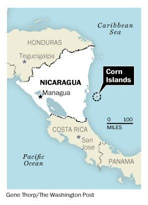 Nicaragua's Corn Islands cast a peculiar spell of their own - The Washington Post