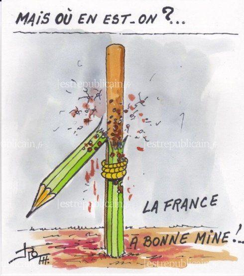 A la Une | Attentat contre Charlie Hebdo : l'hommage des dessinateurs - L'Est Républicain