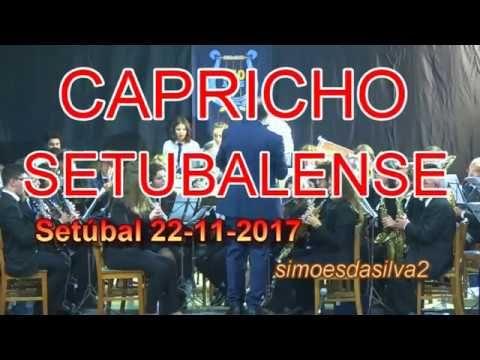 150 ANOS - CAPRICHO SETUBALENSE -   2017  Eu com a banda filarmónica de Setubal