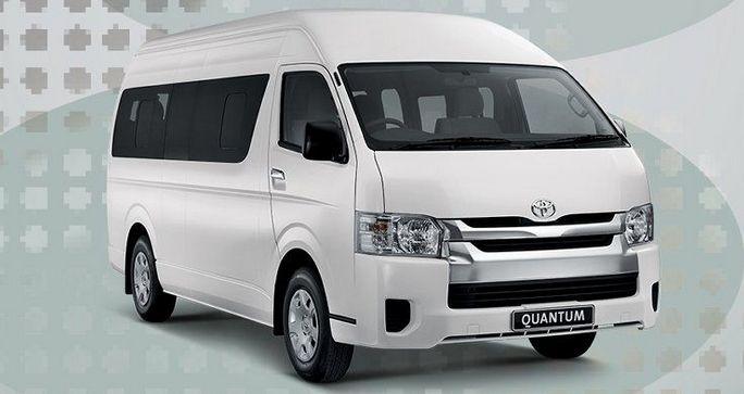 2020 Toyota Quantum Rumors And Redesign