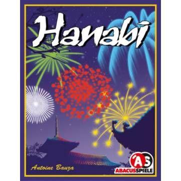 Hanabi - családi kooperációs társasjáték 8 éves kortól - Abacusspiele