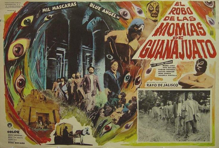 ...el robo de las momias de guanajuato...