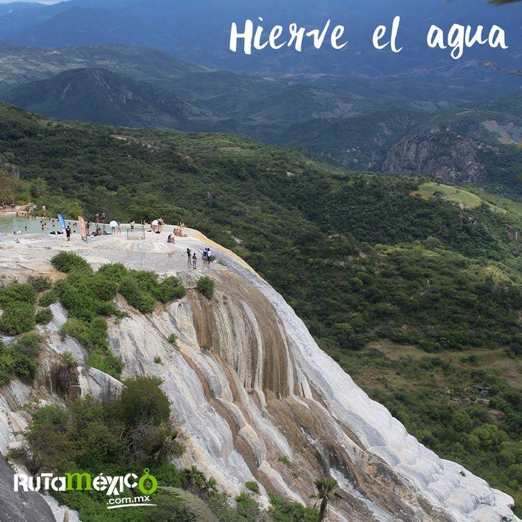 Hierve el agua en #Oaxaca es un atractivo que debes visitar en tu próximo viaje. Hazlo con nuestras #RutasPersonalizadas.   #WeLoveTraveling www.rutamexico.com.mx Whatsapp: 442 350 4324 correo electrónico: info@rutamexico.com.mx  #ViajesAcadémicos #ViajesDeIntegración #ViajesTurísticos #ViajesGrupales #México