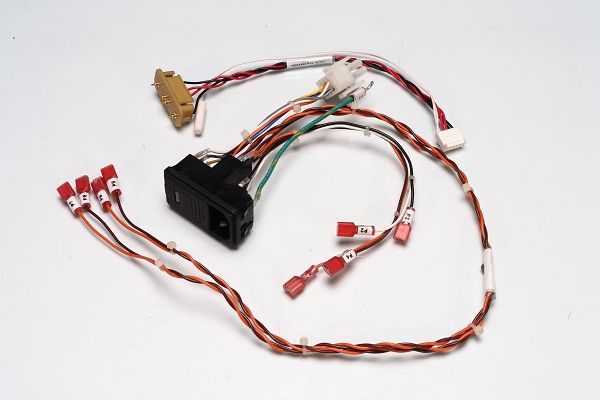 #WiringHarness is same as cable harness and is combination of multiple wires running within a cable assembly by means of cable ties, clamps, sleeves, conduit and other fastening components.