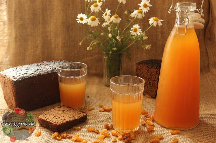 Домашний квас – бабушкин рецепт, на дрожжах и сахаре, с изюмом, из ржаного хлеба, рецепт на 3 литра, без дрожжей, из березового сока, из хлеба, как сделать закваску, гущу