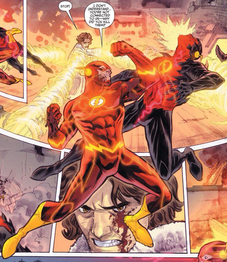 reverse flash vs professor - photo #17