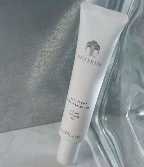 Reduce the appearance of lines and wrinkles. #NuSkin #ageLOC