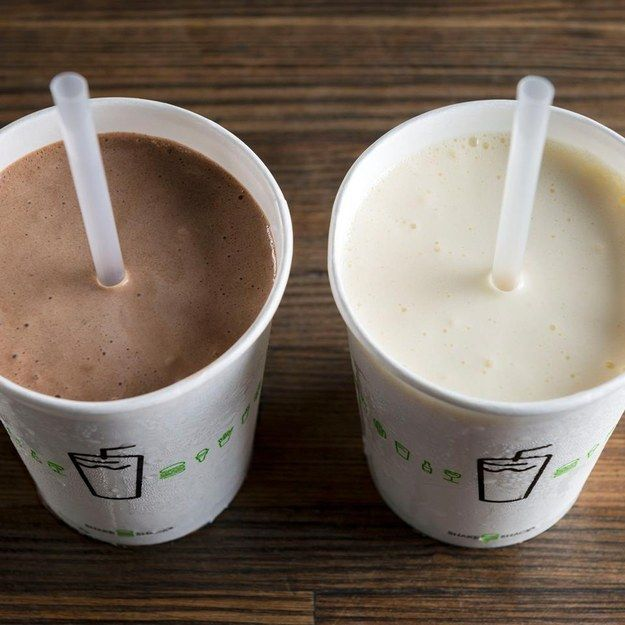 Shake Shack | 19 Milkshakes In London That Will Bring All The Boys To The Yard