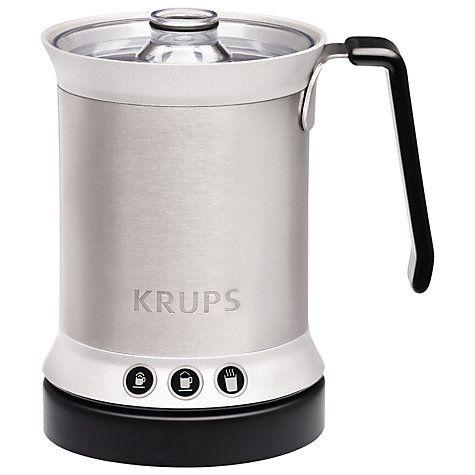 Buy Krups XL200044 Milk Frother Online at johnlewis.com