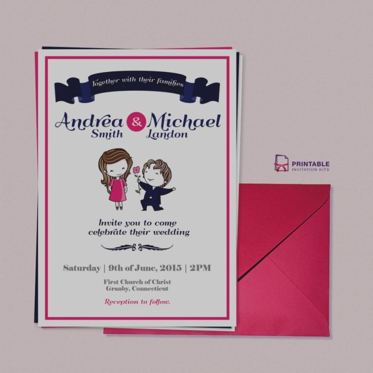 Humor Wedding Invitations