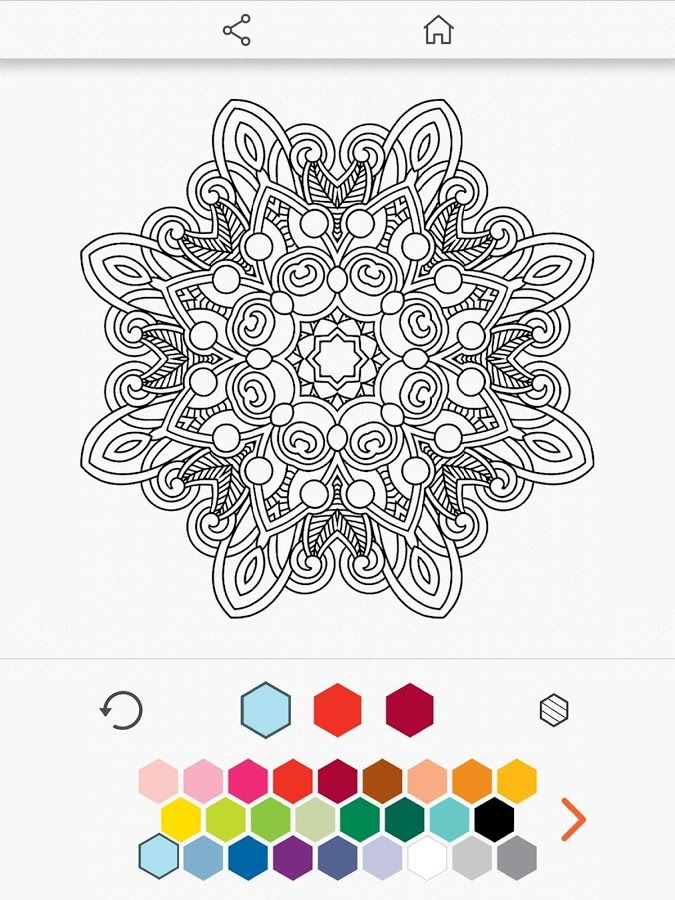 Colorfy Coloring Book For Adults Free Android Apps On News To Go 3