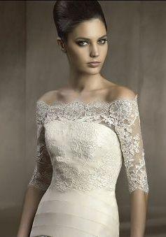 short wedding dresses with jackets