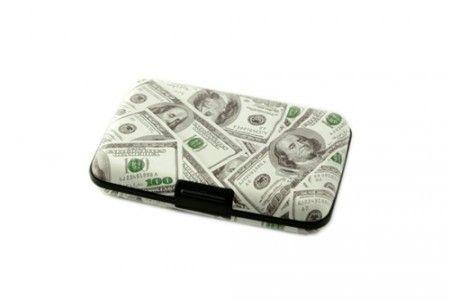 Etui porte cartes Ogon 5A Dollars