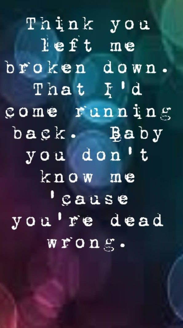 Kelly Clarkson - Stronger - song lyrics
