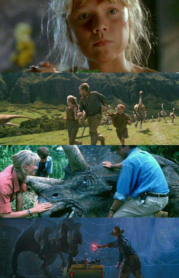 Jurassic Park (1993) Director: Steven Spielberg.