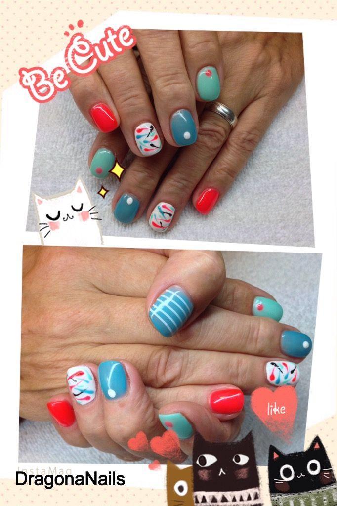 #nails #nailsart nailsdesign #dragona