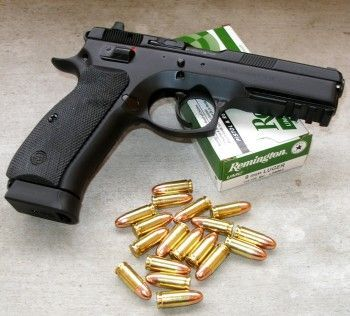 CZ 75 SP01 Tactical. The ultimate service pistol