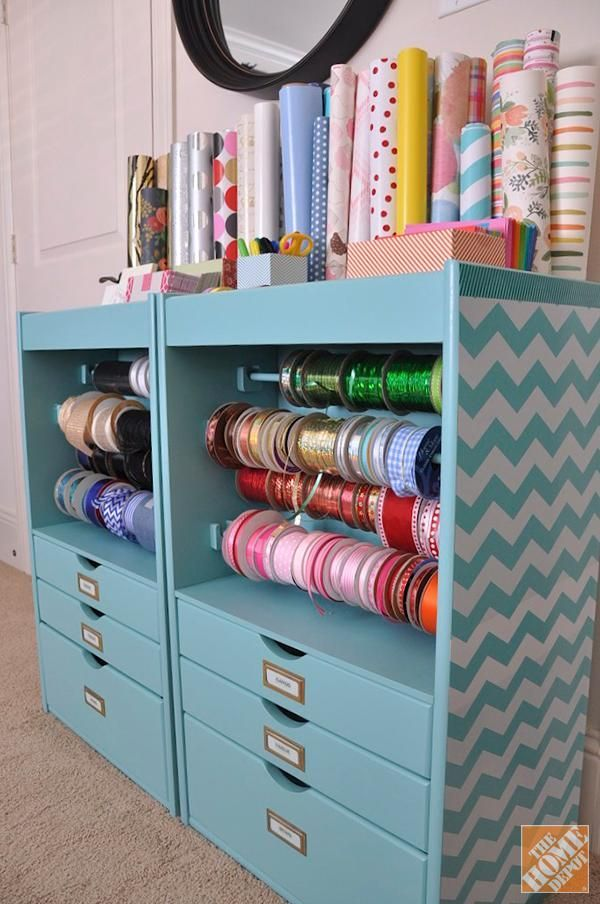 Get organized with a cute and colorful