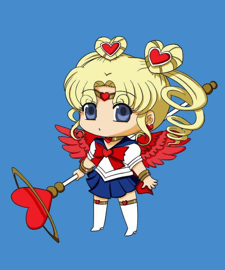 Sailor Moon!!!! chibi style!!