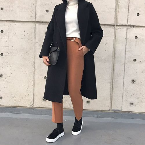 Chic cold weather street styles – Just Trendy Girls
