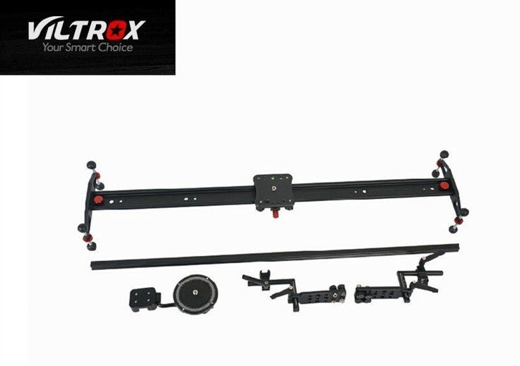 120cm Video Shooting Focus Movie Rail Track Stabilizer Slider for Camera DV US | eBay