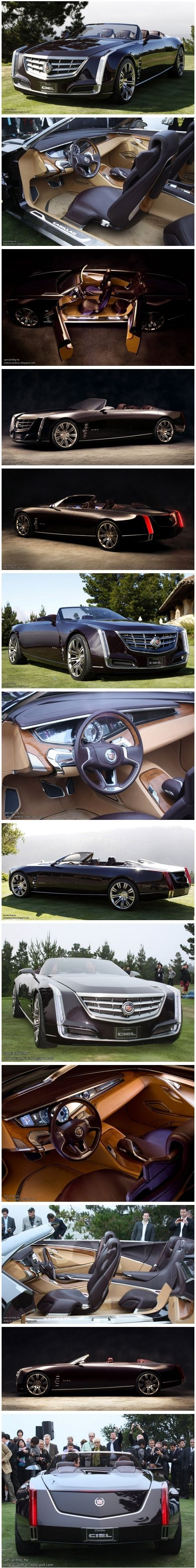 Cadillac Ciel #SexySaturday