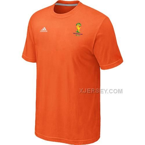 http://www.xjersey.com/adidas-2014-fifa-world-cup-men-tshirt-orange.html ADIDAS 2014 FIFA WORLD CUP MEN T-SHIRT ORANGE Only $27.00 , Free Shipping!