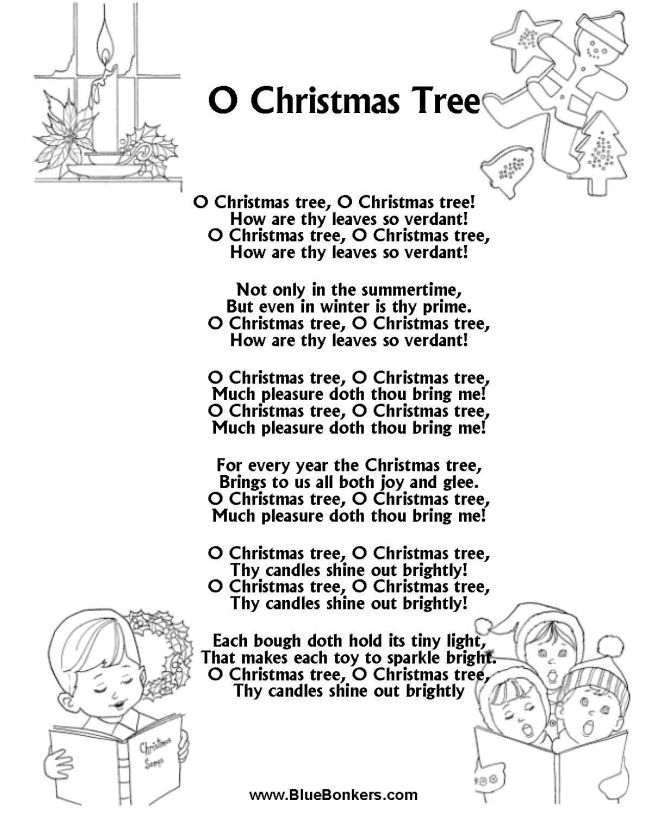 CRISTMAS CAROL WORDS - Bing Images
