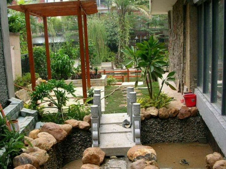 43 Best Images About Garden Designs On Pinterest | Gardens, Garden