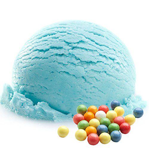 Kaugummi Bubble Gum Blau Geschmack 333 g Gino Gelati Eispulver f�r Ihre Eismaschine