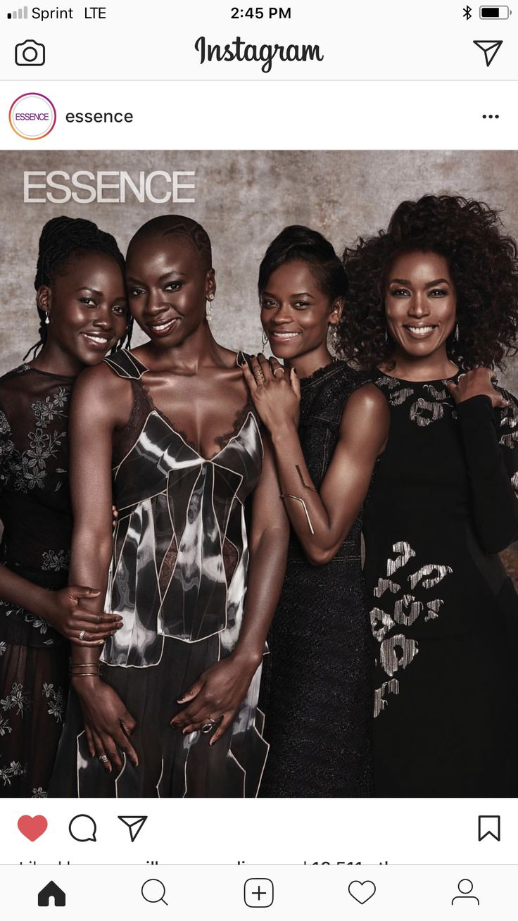 Black Panther female cast