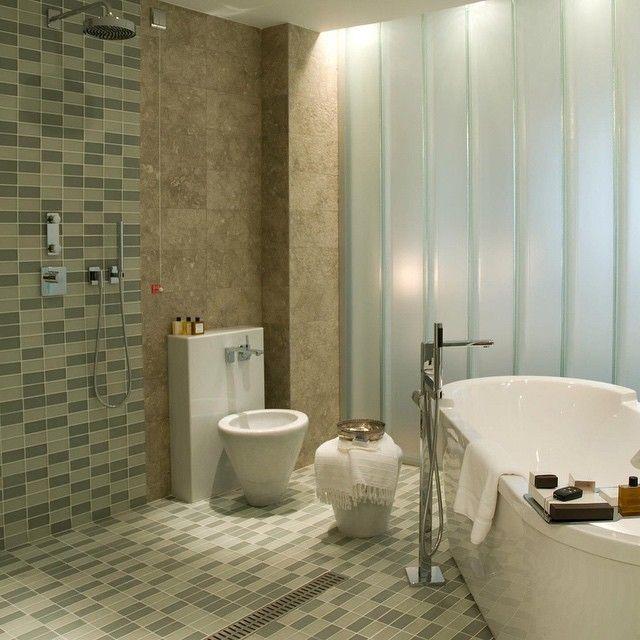 A Turkish bath at Park Hyatt Istanbul. Photo courtesy of @granitcenterhome.
