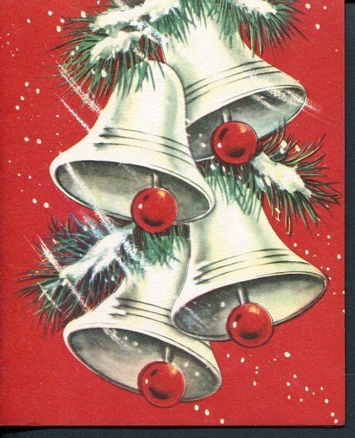 320 Best Christmas Cards-Bells Images On Pinterest