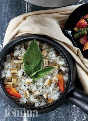 Nasi Bakepor