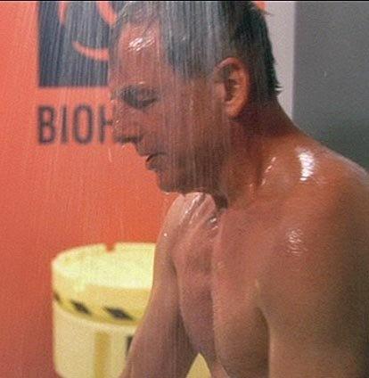 "Mark Harmon as Leroy Jethro Gibbs in the NCIS episode ""SWAK"" telling us about Honey Dust"