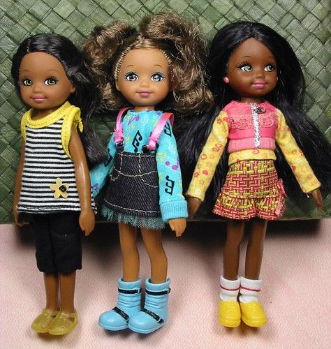 So in Style® - Stylin' Hair™...and Confusin' Names - Doll Diary ...