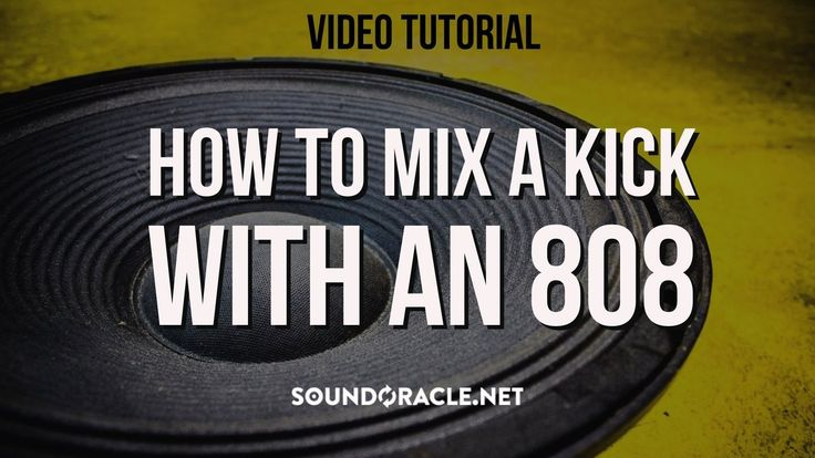 🚨Tutorial Video 🚨 Follow along as professional engineer Eric Michael of @Realistic_Pro as he gives you a step-by-step guide on how to mix a kick with an 808. #ProducerTips #SoundOracle #BeDifferentBeDope WATCH IT HERE! https://soundoracle.net/blogs/soundoracle-net-blog/tutorial-how-to-mix-a-kick-with-an-808
