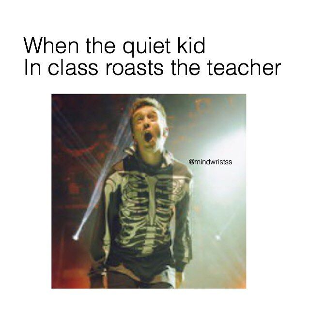This is legit my class when I chat back to this annoying kid in our class//@SirWolfPrince
