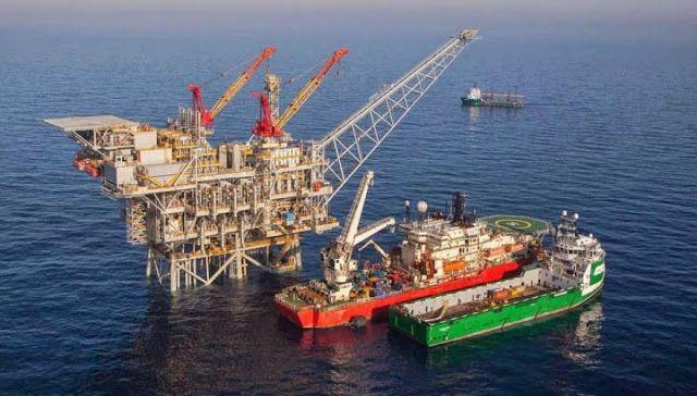 Οι υπερπλατφόρμες πετρελαίου και πως κατασκευάζονται (Video)