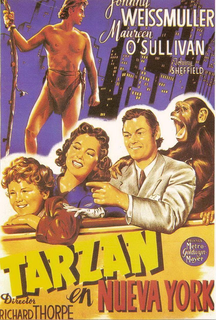 1942 / Tarzán en Nueva York - Tarzan's New York Adventure