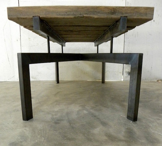 Gooseneck Coffee Table By Petrified Design In The Gooseneck Coffee Tableu0027s  Pastu2026