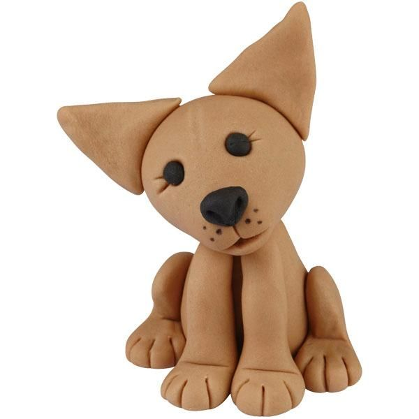 Wilton full tutorials for cake toppers...the kids can follow these for just clay creations too