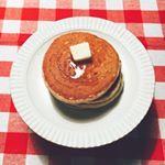 長住 スプーンフル&おさじ内 シフォンケーキとパンケーキ