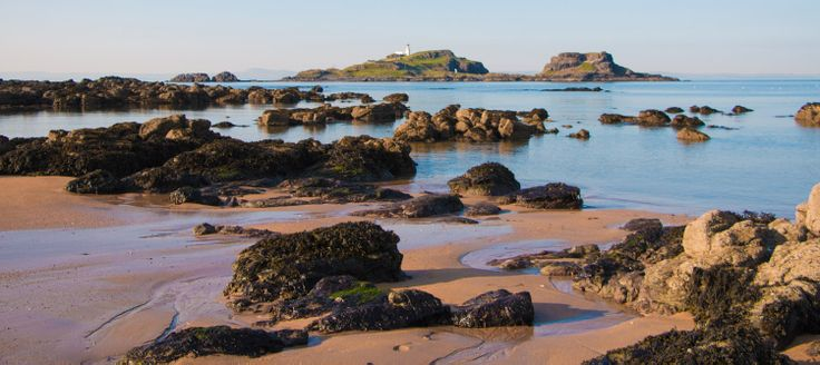 Yellowcraigs Beach