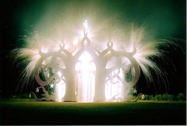Lismore Lantern Festival, Australia. Held every summer solstice, it looks magical. via the festival's site