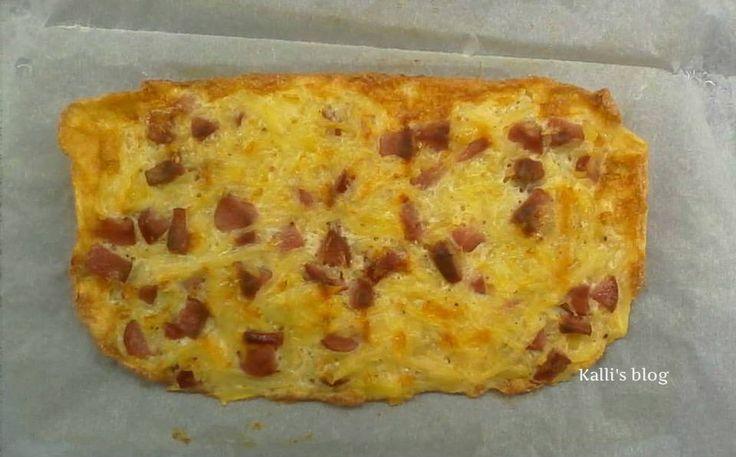 Ομελέτα πατάτας στην τοστιέρα! ~ Kalli's blog
