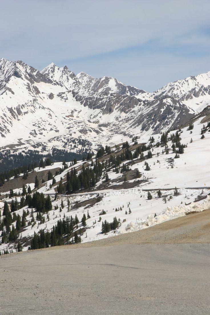 Cottonwood Pass in Colorado