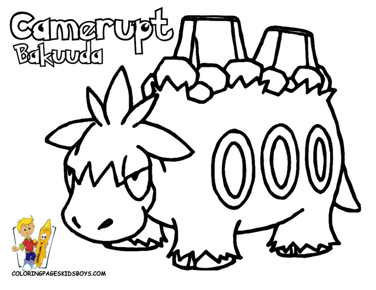 42 best Pokemon Coloring Pages images on Pinterest